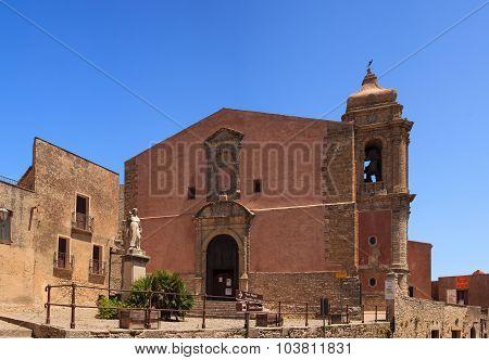 San Giuliano Parish Church, Erice