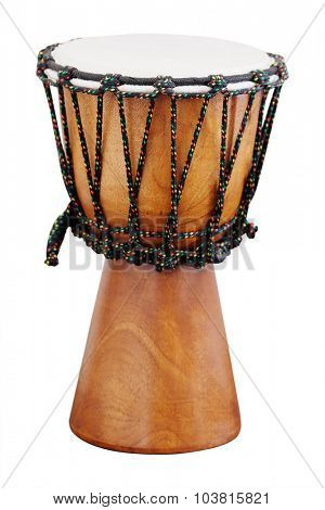 The image of ethnic  drum