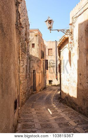 Erice Streets