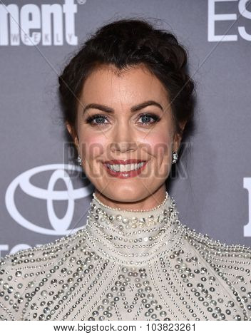 LOS ANGELES - SEP 26:  Bellamy Young arrives to the TGIT Premiere Red Carpet Event  on September 26, 2015 in Hollywood, CA.