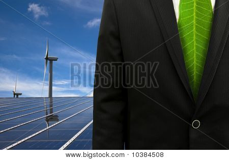 Green Business and eco energy