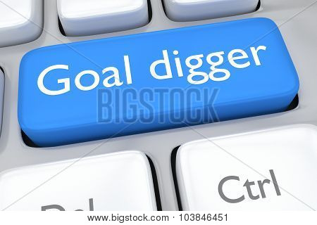 Goal Digger Concept
