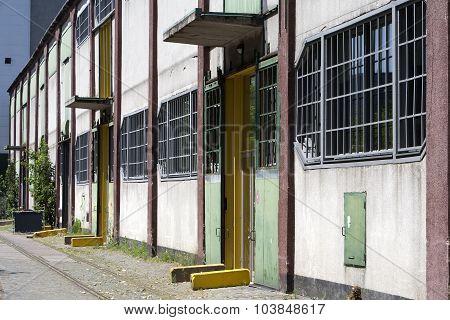 Grunge Warehouse