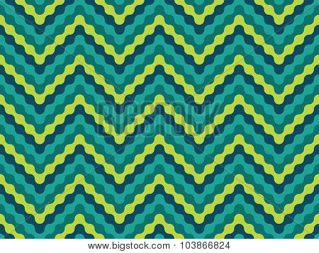 Vector Modern Seamless Colorful Geometry Pattern Zigzag Line