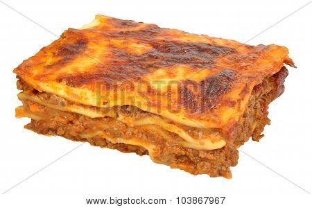 Beef Lasagne Portion