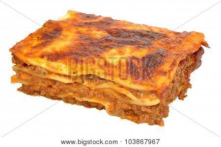 Beef Lasagne Portion