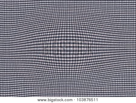 Abstract Monochrome Textile Texture Background.