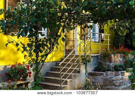 Classic Family House  In Small French Village