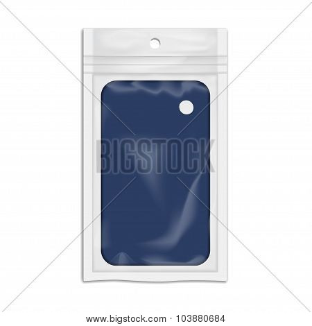 Package Plastic Pocket