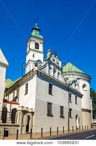Church Of Paul The Apostle In Lublin - Poland