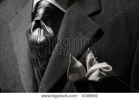 Gley Jacket & Tie