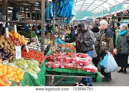 Birmingham Food Market