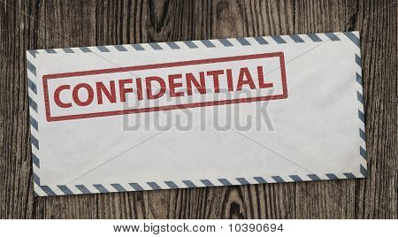 Confidential Envelope.