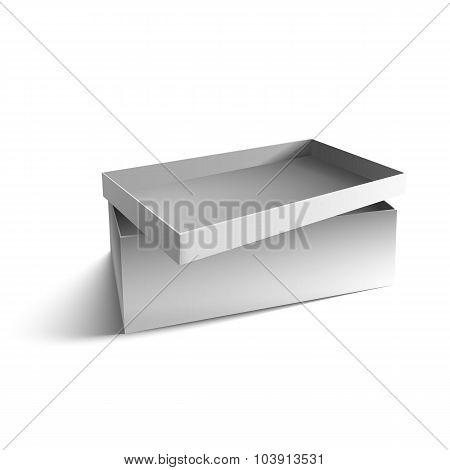 white big box