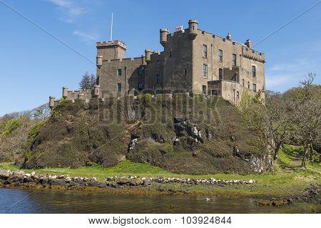 Castle Dunvegan And Garden