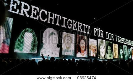 U2 Innocence + Experience Tour In Berlin 2015