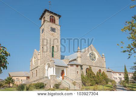 Dutch Reformed Church Namakwaland In Springbok