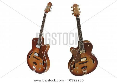 The Image Of Guitars