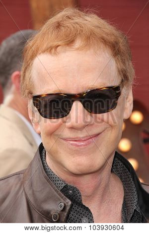 LOS ANGELES - OCT 4:  Danny Elfman at the