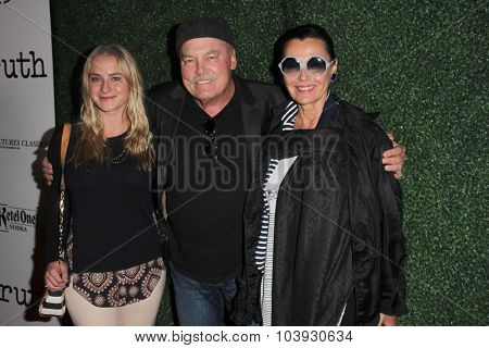 LOS ANGELES - OCT 5:  Stacy Keach at the