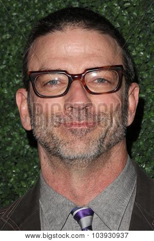 LOS ANGELES - OCT 5:  Keith Allan at the