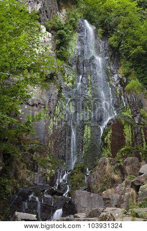 Nideck Cascade, Alsace, France