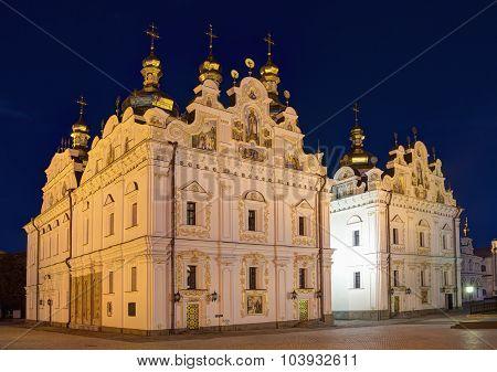 Uskensky Monastery