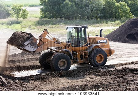 Case Front End Loader