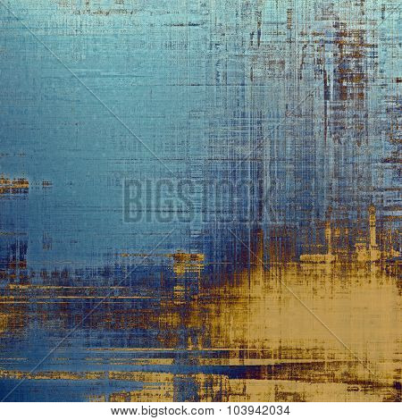 Abstract background or texture. With different color patterns: yellow (beige); brown; blue; cyan