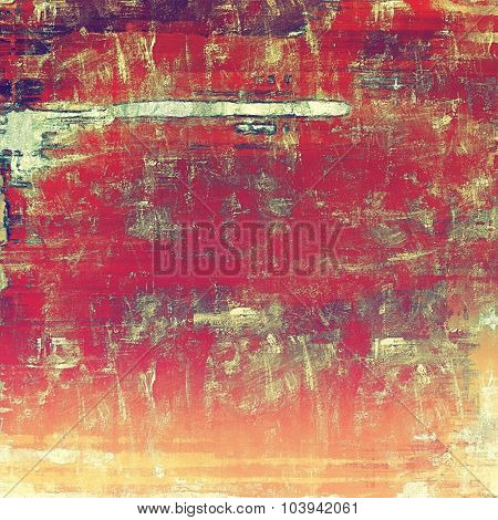 Old school textured background. With different color patterns: yellow (beige); red (orange); pink; purple (violet)