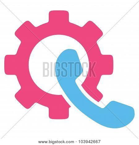 Phone Configuration Icon