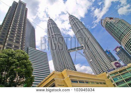 Petronas Twin Towers