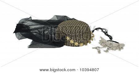 Arabian Nights Headwear And Necklace