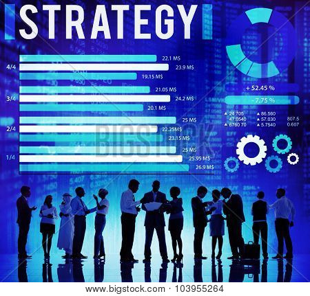 Strategy Vision Planning Direction Plan Concept