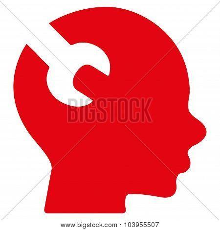 Brain Service Icon