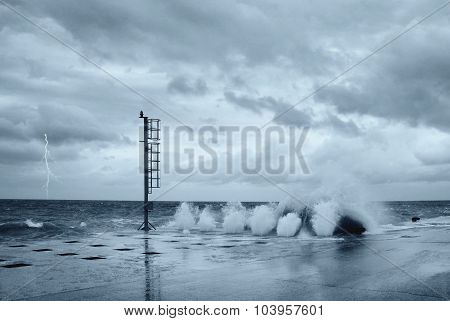 Waves And Lightning