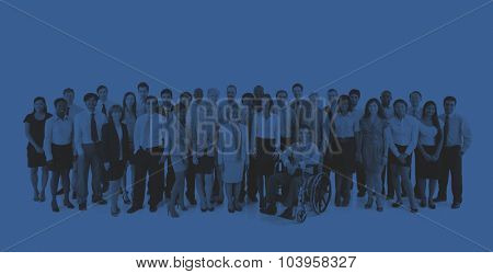 Business People Community Organization Team Concept