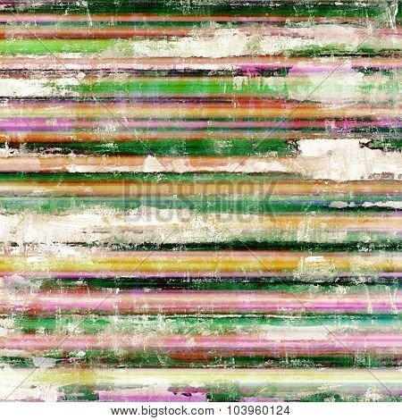 Old grunge textured background. With different color patterns: brown; red (orange); green; purple (violet)