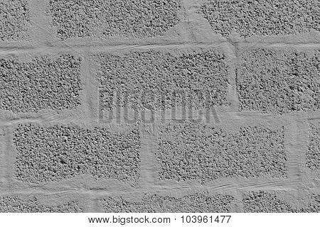 Brick Texture. Building Background.