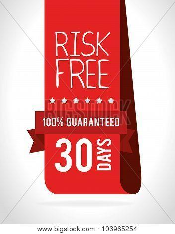 Risk free design.