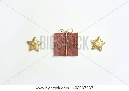 Handmade Minimal Holiday Card