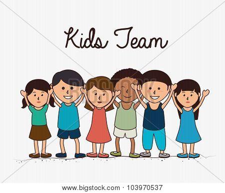 Kids design.