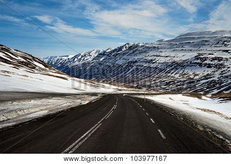 Travel road destination landscape scenic