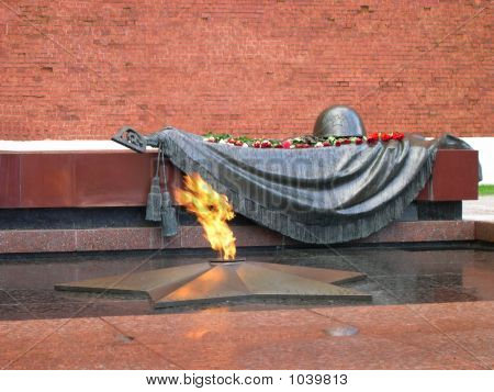 Grave Of Unknown Soldier