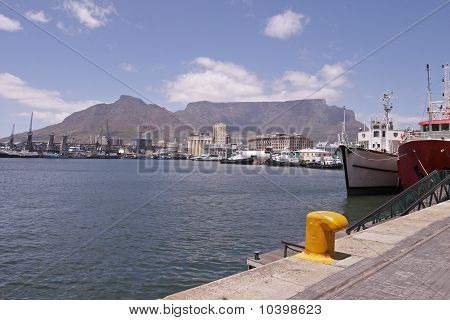 Cape Town Harbour #1