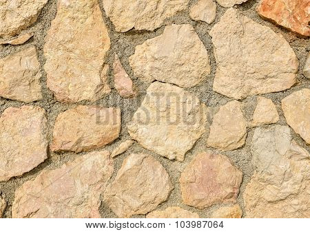 Natural Yellow Pavement Stone For Floor, Wall Or Path.