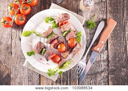 barbecue beef