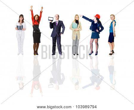 People Diversity Office Idea