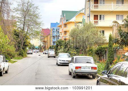 Adler. Floral Street