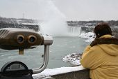 Niagara Falls - Tourist View poster